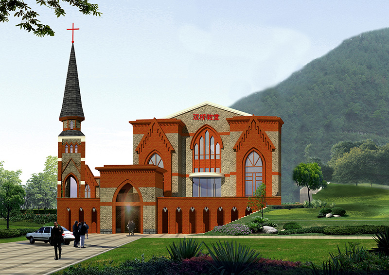 杭州基督教双桥教堂